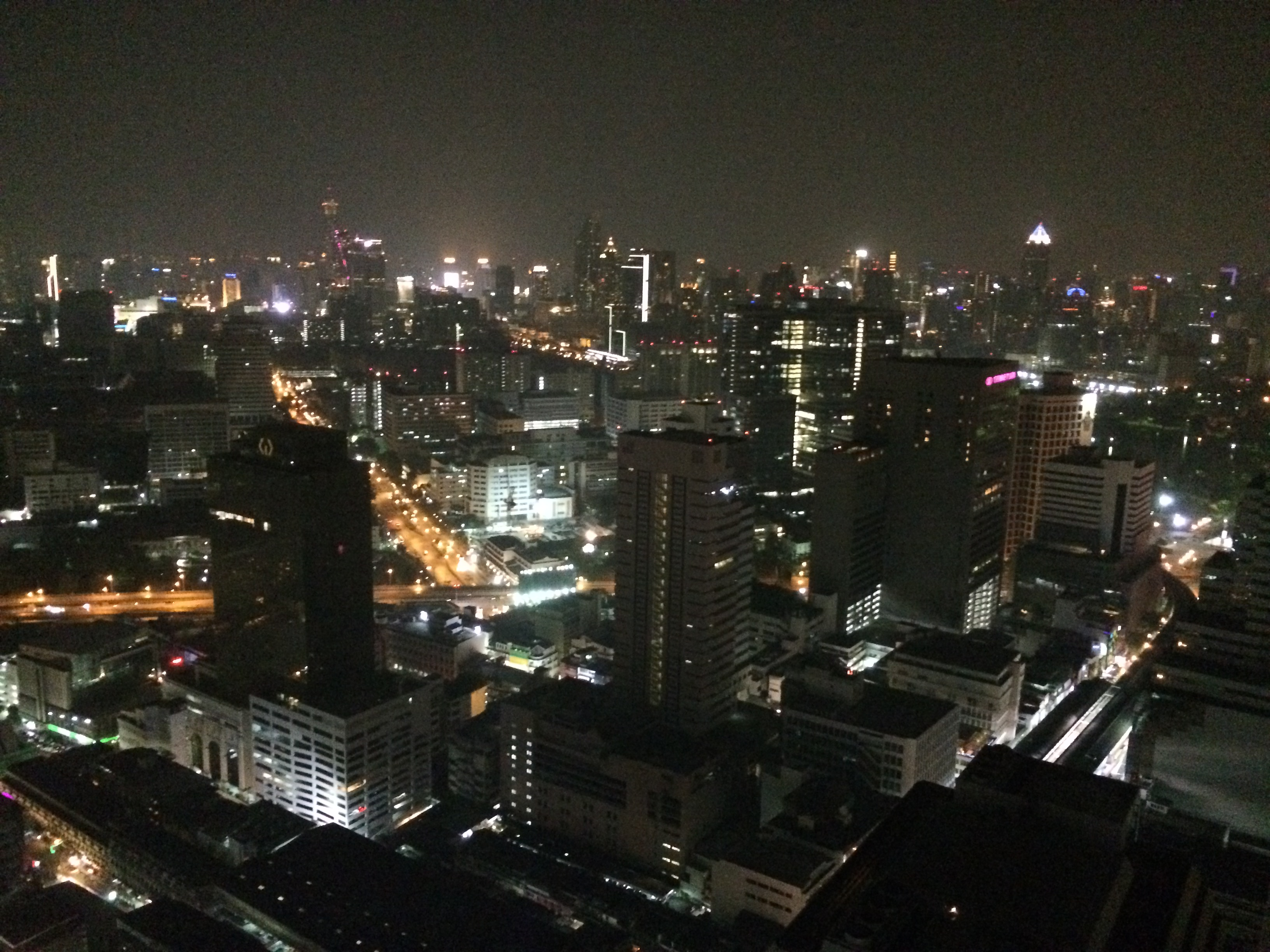 Bangkok Thailand February 2017 Digital Nomad